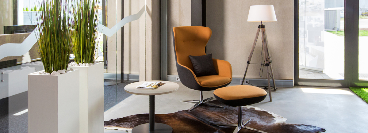 Berühmt Stuhl-Polster-Reinigung - Büro | Objekt Eisele | Stutensee/Karlsruhe YH18